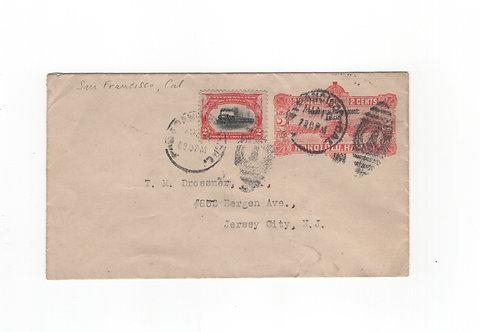 C471 Stamped Envelope Usage
