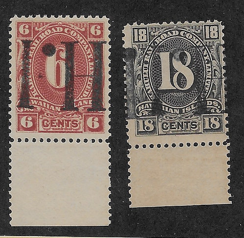 17-20n M-H #152, 154 Inverted
