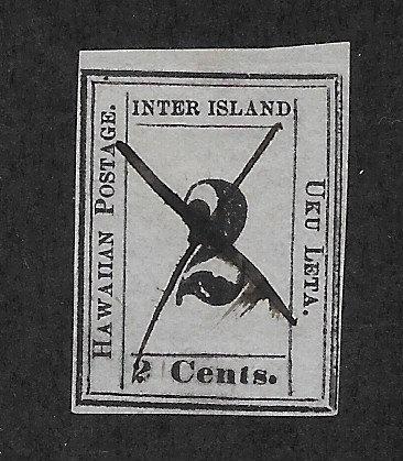 Hawaii #16  PL 3-G-X (Pos 10)  *