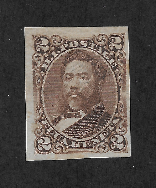 10-39a Hawaii #35P3 Plate Proof     *
