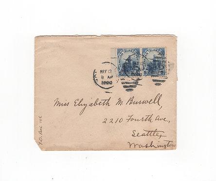 C382* Fumigated Cover -  1900