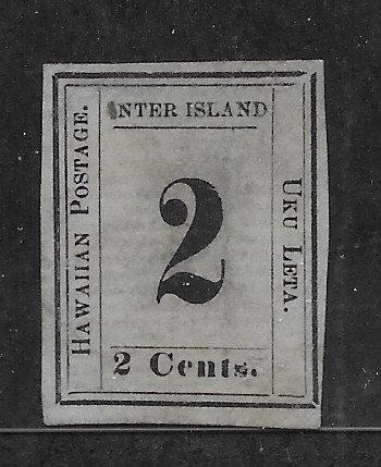 "8-9a HAWAII #24a ""NTER"" ERROR"