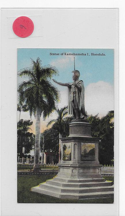Statue of Kamehameha