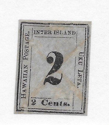 Hawaii #16  PL 3-D-X (Pos 10)  *