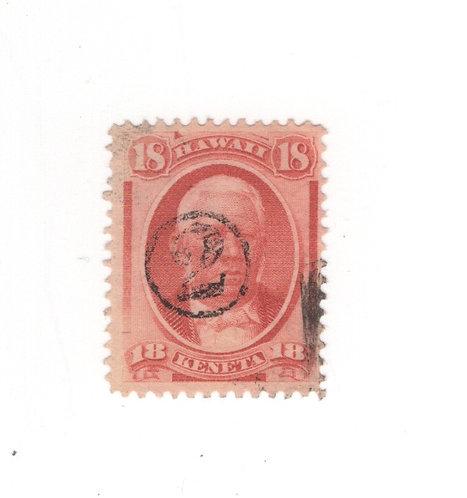 21-93  Unusual Postmark