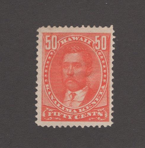11-20a   Hawaii #48 Gem - Mint