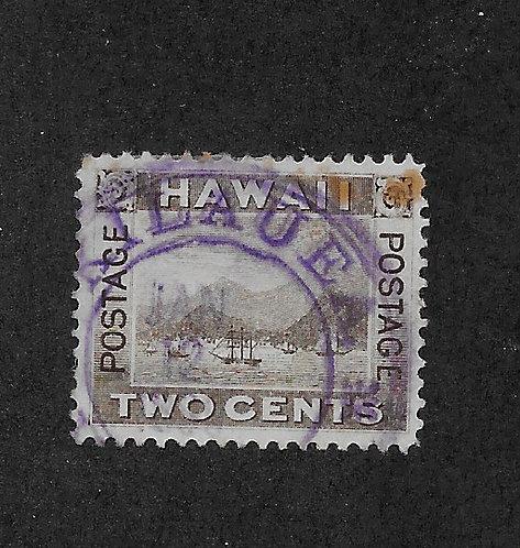 21-62  Kilauea, Kauai