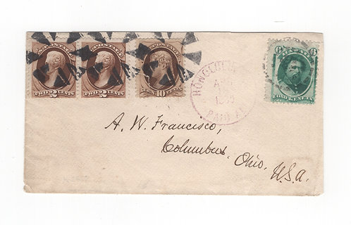 C365* Banknote - Mixed Franking?
