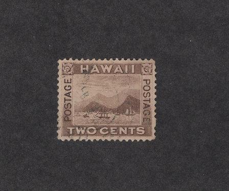16-4d Hawaii#75 Variety