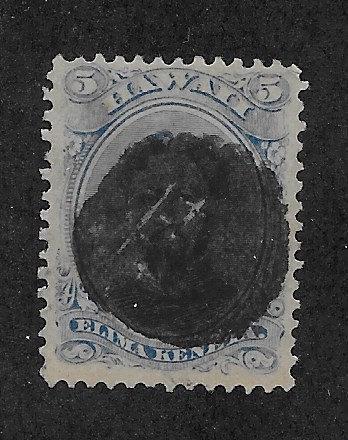 "21-41 Hawaii Monogram ""HI"" (#153)"