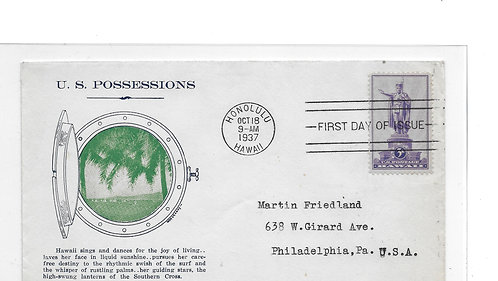 15-191 First Day Cover of U.S. #799