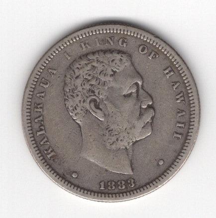 Hawaiian Half Dollar
