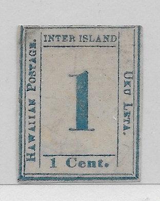 3-2  Hawaii #12 Pl 2-A-II (Pos 10)