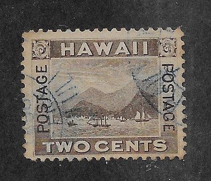 21-16 HI Railroad-Oahu Railway+