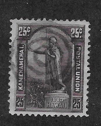 11-17 Hawaii #47 Used