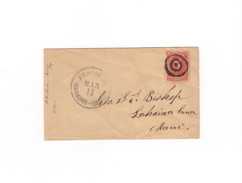 C436 HI #31  2¢ Vermillion Cover