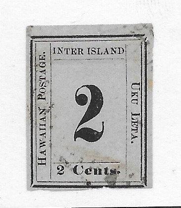 Hawaii #16  PL 3-E-VIII (Pos 8)  *