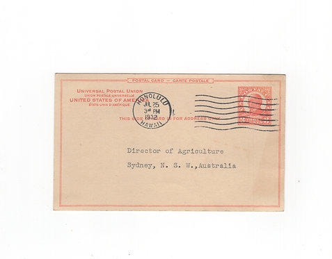 C480 U.S. Territory to Australia
