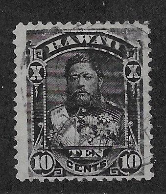 Hawaii #40 Used     *