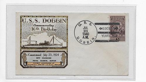 U.S.S. Dobbin 16th Birthday