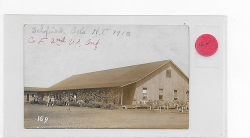 - 1912 Co. F, 2nd U.S. Infantry - Schofield