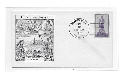 15-197 First Day Cover of U.S. #799