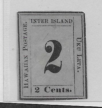 Hawaii #14  Pl 3-GX-I (Pos 3)