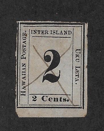 Hawaii #16   PL 3-G-VI (Pos 6)  *