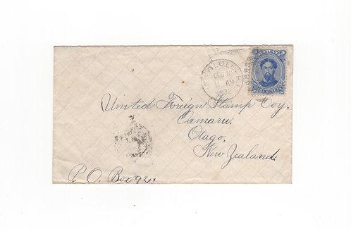 C373*  1892 Wilder's Steamship Co.
