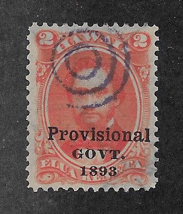 14-9 Hawaii #65 Used, Gem