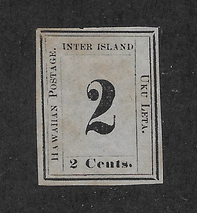 Hawaii #16  PL 3-G-I (Pos 3)  *