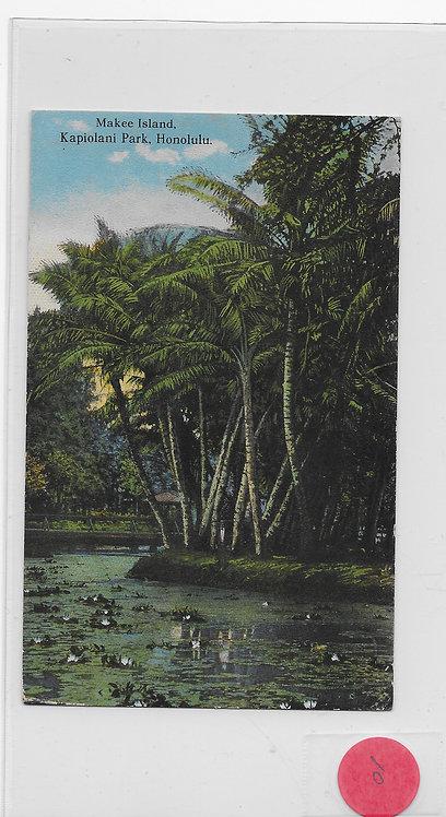 Kapiolani Park, Honolulu