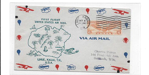 First Flight Cover