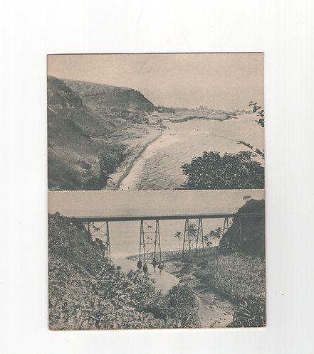 C477 6 Card Pictures of Hawaii