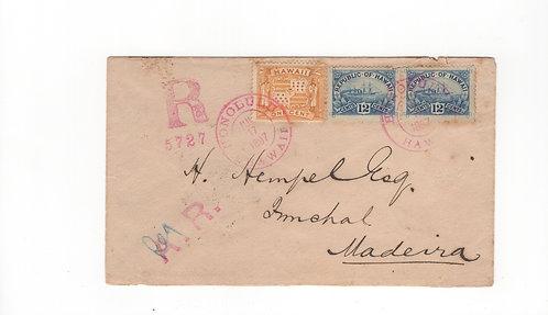 C362 H. Hempel Hawaiian Consul