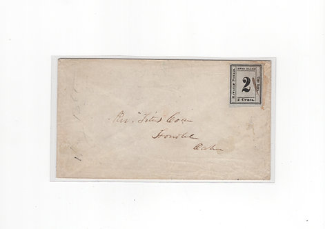 C416 HI #16 Pl 3-G-IV on Cover