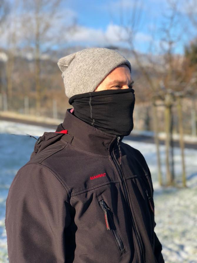 Training in der Kälte