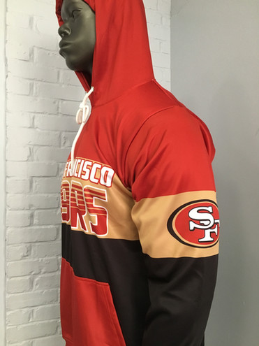 49ers Hoodie Side.jpe