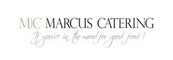 logo Marcus Catering logoband