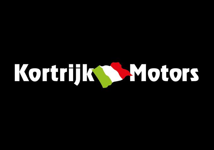 Kortrijk Motors_logo afzonderlijk zwart.