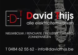 David Thijs Werfbord zonder adres en web