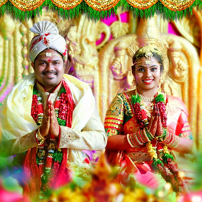 Pranavi & Vivek vardhan