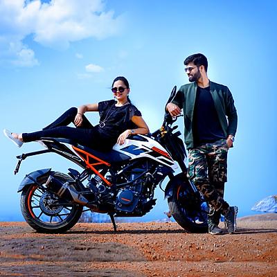 Anil & Pooja