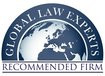 recommended divorce law firm by global law experts