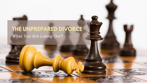 The Unprepared Divorce