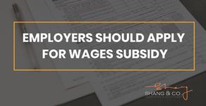 Employers to Claim Subsidized Wages (Subsidi Upah)