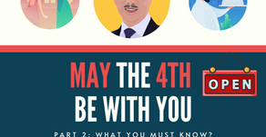 May the 4th Be With You (Part 2): What You Should Know About the Retails & F&B Sectors
