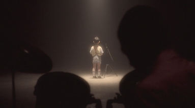 the stage / short doc / 2019