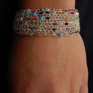 Crystal Stream Bracelet