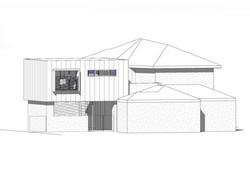Nottingham St Victoria Park 3D drawing by Fruition Design & Build